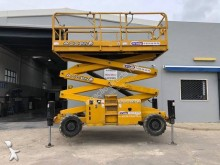 Haulotte H 12 SX 14 m aerial platform used articulated self-propelled