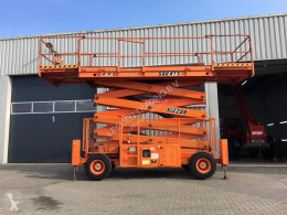JLG 500 RTS aerial platform used self-propelled