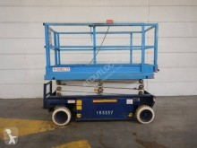 Hollandlift Y-83EL12 used Scissor lift self-propelled