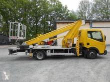camión con cesta elevadora telescópica Multitel