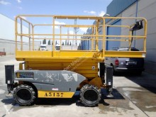 Haulotte Compact 12 DX Compact 12 DX diesel 4x4 used Scissor lift self-propelled