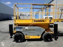 Haulotte Compact 10 DX Compact 10 DX used Scissor lift self-propelled
