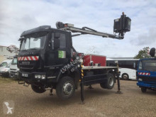 Manotti GT18 12 aerial platform used telescopic self-propelled