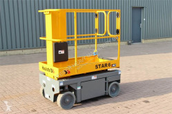 Plataforma elevadora Haulotte STAR 6AC Electric, Drive, 5.8m Working Height, plataforma automotriz usada
