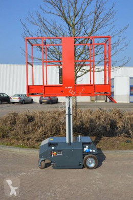 Bravi Leonardo HD Outdoor aerial platform used self-propelled
