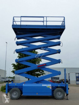 Nc self-propelled aerial platform Lift AB-lift S280-25E4WDS
