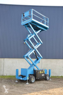 Genie GS-2669RT aerial platform used self-propelled
