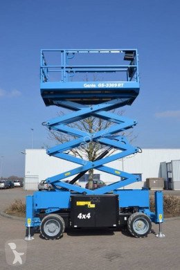 Genie GS-3369RT skylift ny