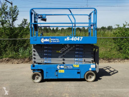 Genie GS-4047 aerial platform used self-propelled
