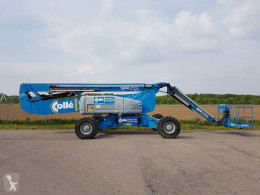 Genie Z 135 aerial platform used self-propelled