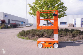 Snorkel TM12 aerial platform used self-propelled