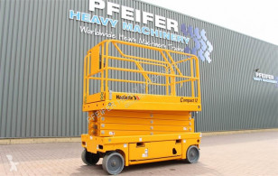 Haulotte COMPACT 12 NEW / UNUSED, Electric, 12m Working Hei aerial platform used self-propelled