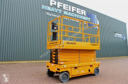 Used self-propelled aerial platform Haulotte Compact 14