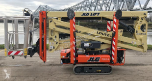 JLG X17JP aerial platform used articulated self-propelled