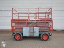 plataforma automotriz de tijeras usado