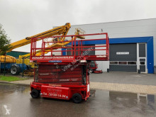 GSL S151 E12 Hoogwerker aerial platform used self-propelled