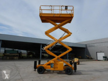 Haulotte H 12 SX used Scissor lift self-propelled