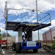 plataforma automotriz Mástil vertical nc