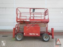 MEC 3072RT used Scissor lift self-propelled