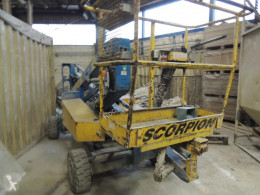 Scorpion 12 aerial platform used Scissor lift self-propelled