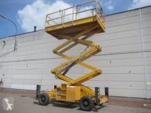 Haulotte H 12 SX gebrauchte selbstfahrende Arbeitsbühne Scherenbühne