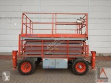 Skyjack SJ7135 aerial platform used Scissor lift self-propelled