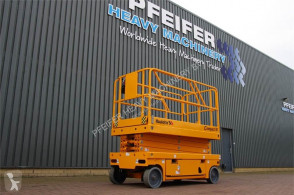 Haulotte COMPACT 10 Electric 10.15 m Scissor Lift, Non Mark aerial platform used self-propelled
