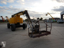 Haulotte HA 20 PX aerial platform used telescopic self-propelled