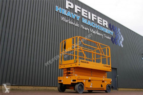 Haulotte COMPACT 10 New Electric 10.15 m Scissor Lift, Non aerial platform used self-propelled