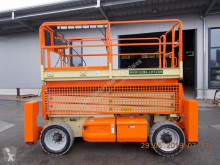 cu nacela JLG M 3369 LE, 12m electric scissor lift, new tires