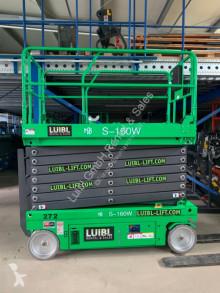 nacelle nc KB-Lift S-160W, NEW 16m electric scissor lift, warranty