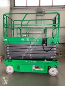 plataforma nc KB-Lift S-140W, NEW 14m electric scissor lift, warranty