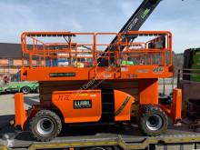 cu nacela JLG 4394RT, 15,11m jacklegs, scissor lift diesel 4x4