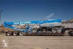Genie SX-135XC, 43m boom lift, 27m outreach
