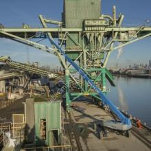 Genie SX-150, 48m boom lift, new with warranty
