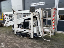 Teupen Traklift Leo 18 GT aerial platform used self-propelled