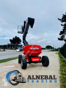 Manitou 160 ATJ used telescopic articulated self-propelled