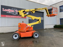 JLG E450AJ aerial platform used self-propelled
