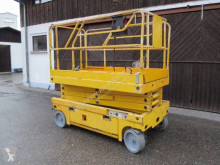 Plataforma elevadora Haulotte Compact 10 plataforma automotriz de tijeras usada
