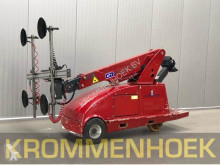 plataforma elevadora nc GlasLift Model 500