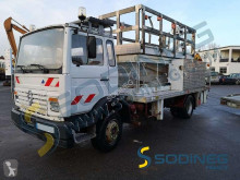 Renault RVI S150.13 aerial platform used self-propelled