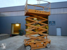 Haulotte COMPACT 12 aerial platform used Scissor lift self-propelled