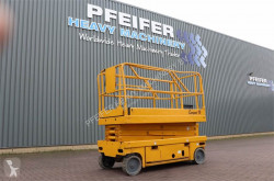 Haulotte COMPACT 10 ELECTRIC, 10M WORKING HEIGHT, NON MARKI aerial platform used self-propelled