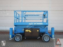 Used Scissor lift self-propelled Genie GS-2669DC