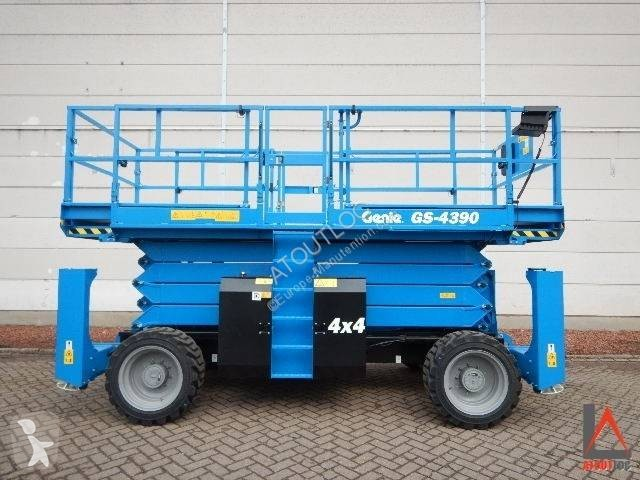 Se fotoene Lift Genie GS-4390RT