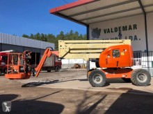 JLG 450AJ Series II aerial platform used telescopic articulated self-propelled