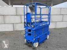 plataforma automotriz tesoura UpRight