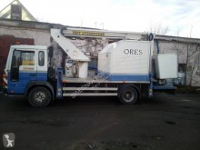Volvo FL6 used truck mounted