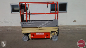 plataforma automotriz tesoura JLG