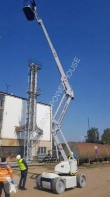 pracovná plošina na samohybnom podvozku kĺbová teleskopická ojazdený